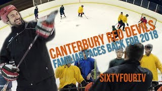 The Band's Back Together? Jake & Graham on 2018 NZIHL Season | Canterbury Red Devils