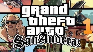 ▶️ Grand Theft Auto: San Andreas PS2™️ Gameplay Part 1