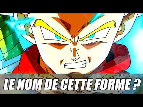 ON A ENFIN LE NOM DE CETTE FORME DE TRUNKS DU FUTUR ? - RR #4