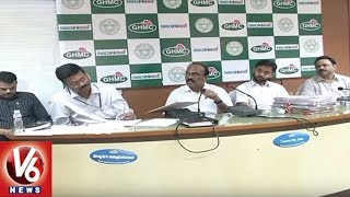 GHMC Commissioner Janardhan Reddy Holds Meeting Over Ramzan Festival Arrangements