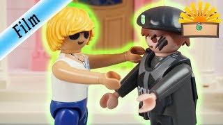 Fred muss Lisa retten - Playmobil Film deutsch - FAMILIE Bergmann