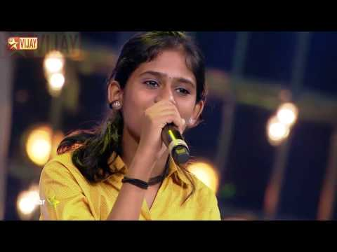 Super Singer Junior - Unnodu Vazhaatha Valvenna by Rishiwanthi