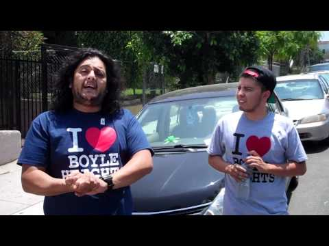 A Trip To Boyle Heights With Felipe Esparza