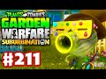 Plants vs. Zombies: Garden Warfare - Gameplay Walkthrough Part 211 - Royal Commando Pea! (PC)