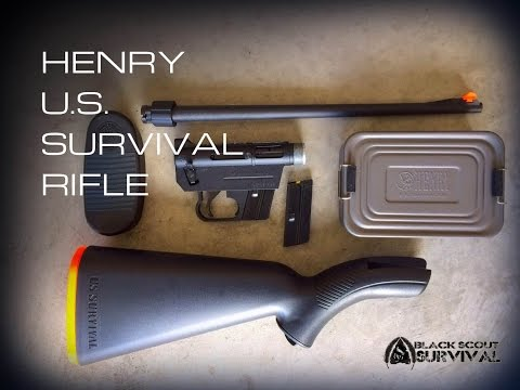 Henry U.S. Survival/AR-7 Rifle- Black Scout Reviews