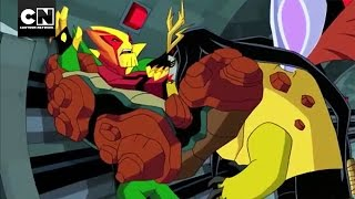 Omniverse: Kevin vs. Swampfire | Ben 10 | Cartoon Network