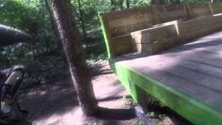 Woodland Attacke mit Dauerbeschuss #6 (Paintball Garzau-Garzin)