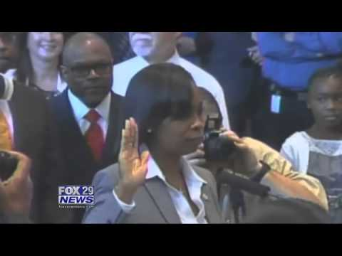 Ivy Taylor new mayor of San Antonio