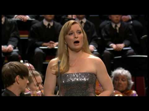 Mozart - Exsultate, jubilate - Lucy Crowe - BBC Proms 2016