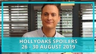 Hollyoaks spoilers: 26-30 August 2019