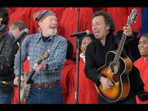 Troubadour - for Pete Seeger at 94