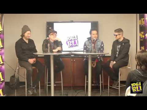 Fall Out Boy Meet &amp; Tweet PART 1