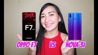 Oppo F7 VS Nova 3i Comparison (Camera,Gaming and Specs)