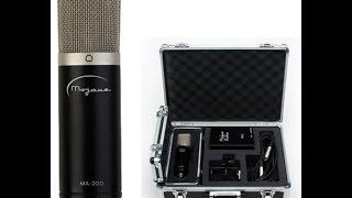Pearlman TM1 vs Mojave MA200, Valve/Tube Mic Shootout @ Stage2 Studios, Bath - Progressive Recording