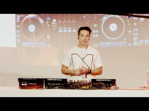 Laidback Luke   Denon Masterclass @ Dancefair 2017