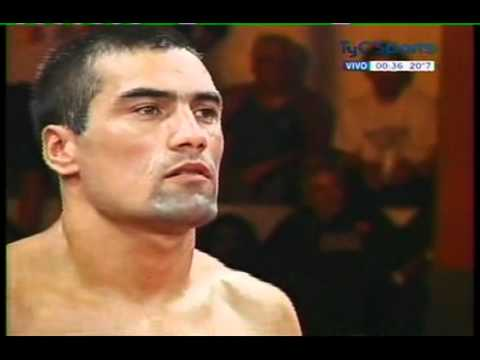 JAVIER Bestia MACIEL vs ESTEBAN PONCE - FULL FIGHT - PELEA COMPLETA