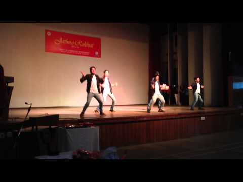 Dancing Shadows, Apeejay College Farewell 2014