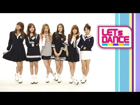 Let's Dance: Apink(에이핑크) _ Mr. Chu(미스터 츄) [ENG/JPN/CHN SUB]
