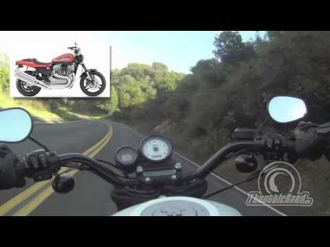 Bike Review: 2011 Harley-Davidson XR1200X
