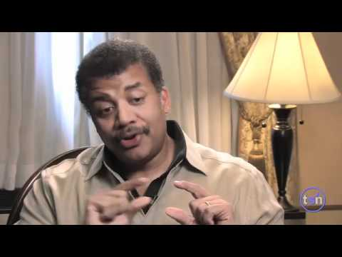 The Moon, the Tides and why Neil DeGrasse Tyson is Colbert's God