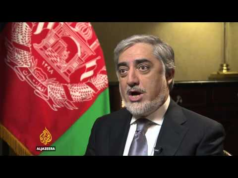 Talk to Al Jazeera - Abdullah Abdullah: 'The Taliban are receiving support within Pakistan'