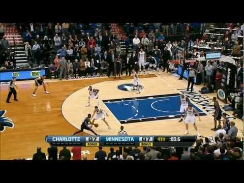 Top 10 NBA Crossovers of 2012!