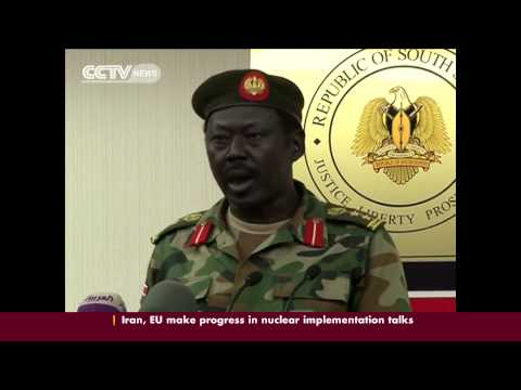 Ban Ki-Moon calls for release of political prisoners in South Sudan