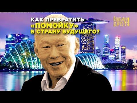 Как Сингапур выбрался из бедности и почему Россия так не может?