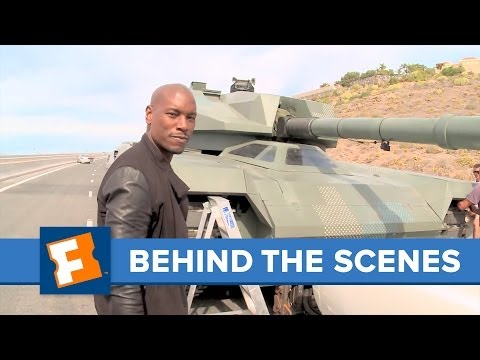 Behind the Scenes of Fast & Furious 6