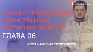 """Самые известные чудеса. Курс """"Почему православие - единственная истинная религия?"""". Вебинар №6."""