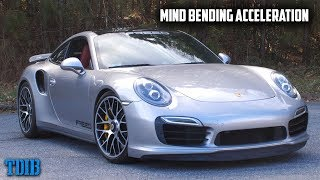 Upgraded Turbo Porsche 911 Turbo S Review - MIND BLOWING Acceleration!