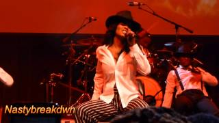 Teyana Taylor - Do Not Disturb & I Get Lonely (Fillmore Silver Spring 7-9-15)