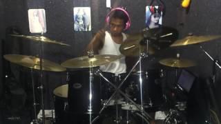 D`Masiv Cinta Ini Membunuhku Drum Cover By Novigita