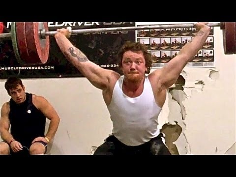 Olympic Weightlifting Snatch Highlights from California Strength Image 1