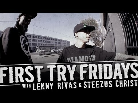 Lenny Rivas - First Try Friday