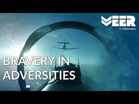 Indian Air Force Academy E3P3   Act of Bravery in Adverse Condition   Veer by Discovery thumbnail