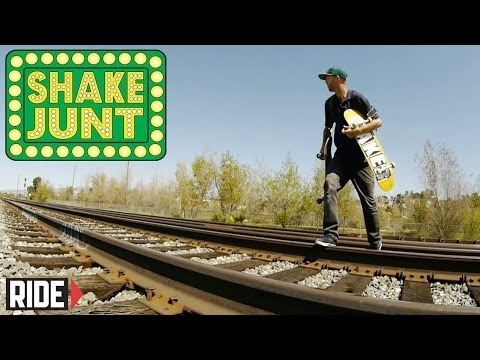 Andrew Reynolds Ride or Die - Shake Junt