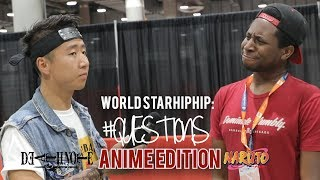 WSHH Questions: ANIME EDITION