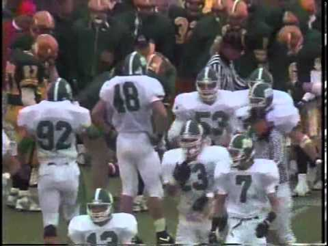 North Dakota State Bison vs UND 1991