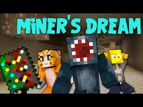 Minecraft - Crazy Craft 2.2 - Miner's Dream! [22]
