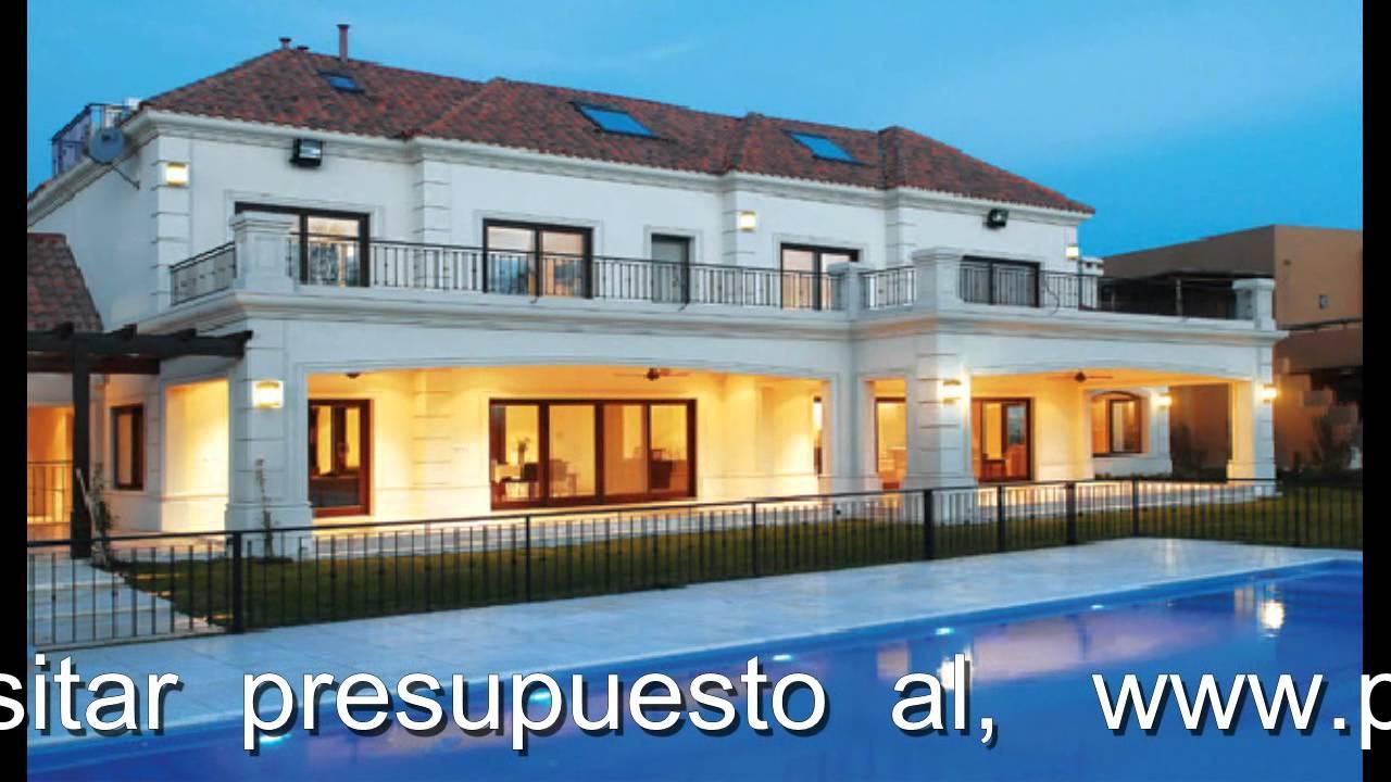 HUDENOR _ Construimos Casa Moderna, con Diseu00f1o y Planos ...