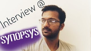 Working at Synopsys