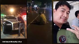 CSGT Qui Nhơn,vờ ngã chuyên nghiệp,vu khống dân tội đánh người thi hành công vụ,như cảnh phim hài