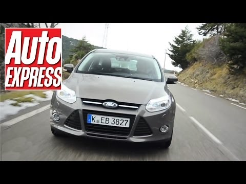 New Ford Focus review - Auto Express
