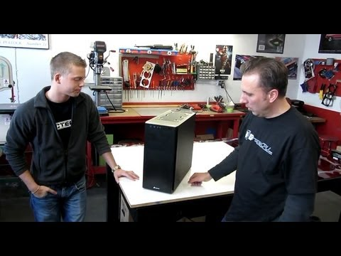 Corsair 200R Mid Tower Case Review & Mods!