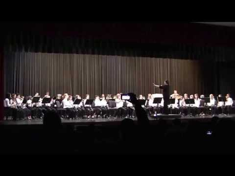 Rockburn Elementary School 2/13 Winter Concert