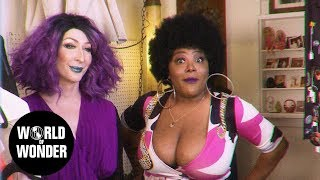 DETOX'S LIFE REHAB: Fashion & Beauty with Ts Madison and Candis Cayne