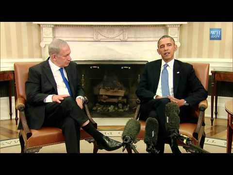 President Obama's Bilateral Meeting with Israeli Prime Minister Netanyahu