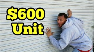 REAL LIFE STORAGE WARS AUCTION / I Bought An Abandoned Storage Unit Locker With Mystery Boxes
