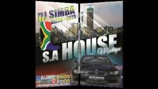 South African House Mixtape ♥☞✭11 Songs [2013]✭☜ Dj Simba Dziss Ents.